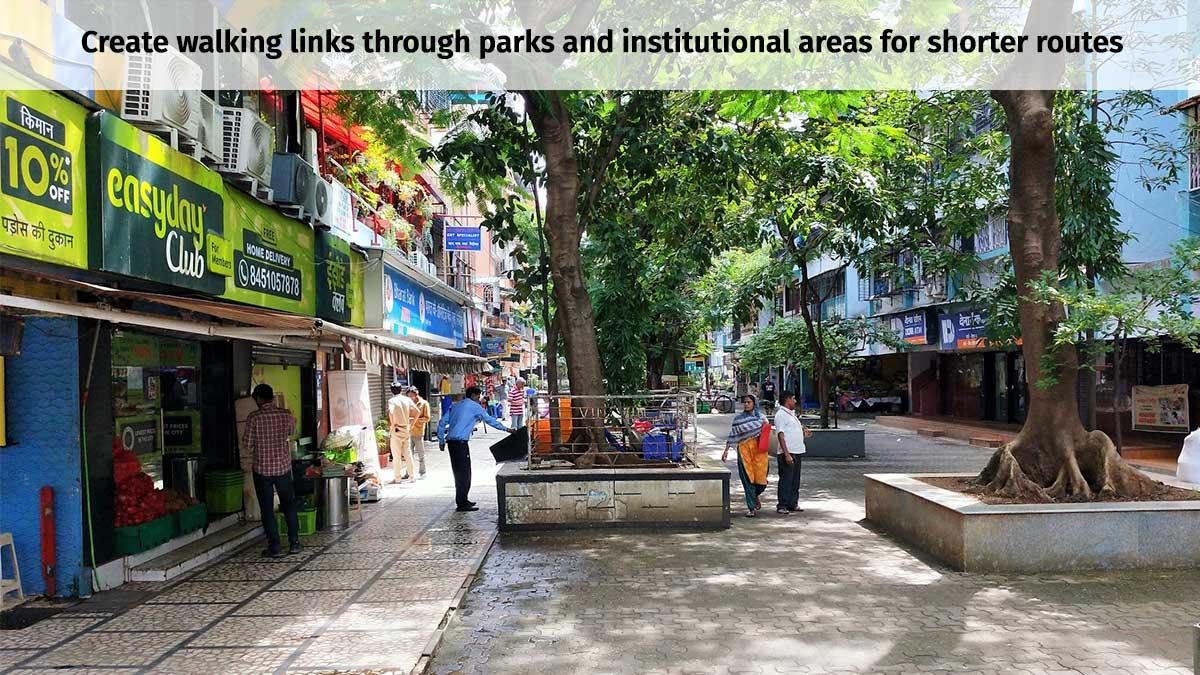 Mumbai, India (Source: ITDP India)