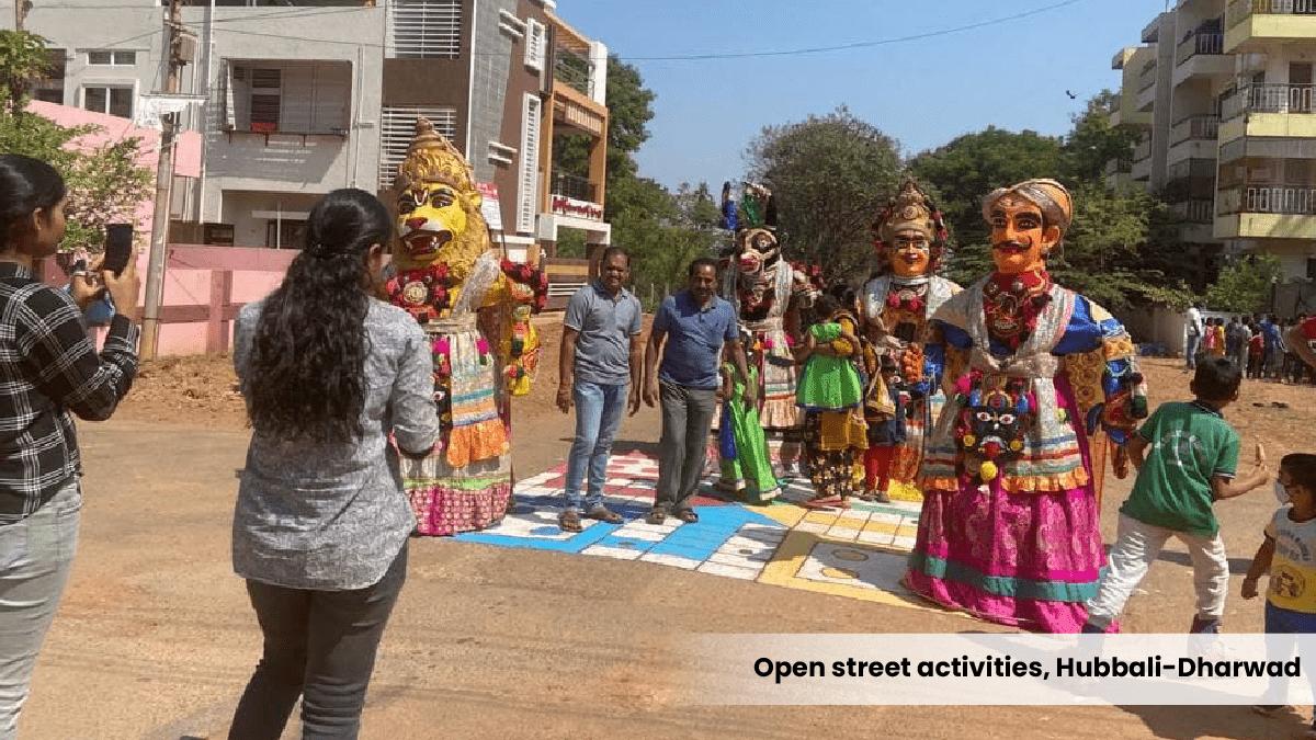 Open street activities
