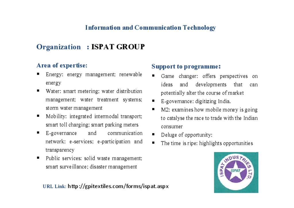 ISPAT  Group
