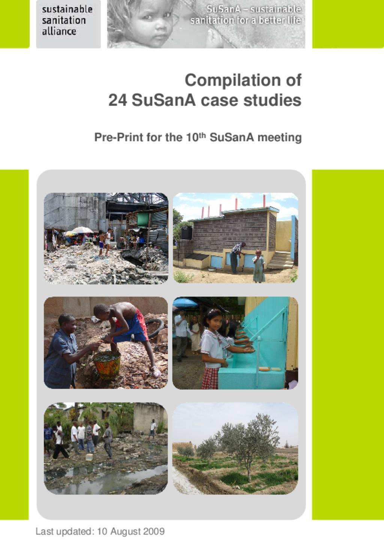 SusanA compilation (24 cases)