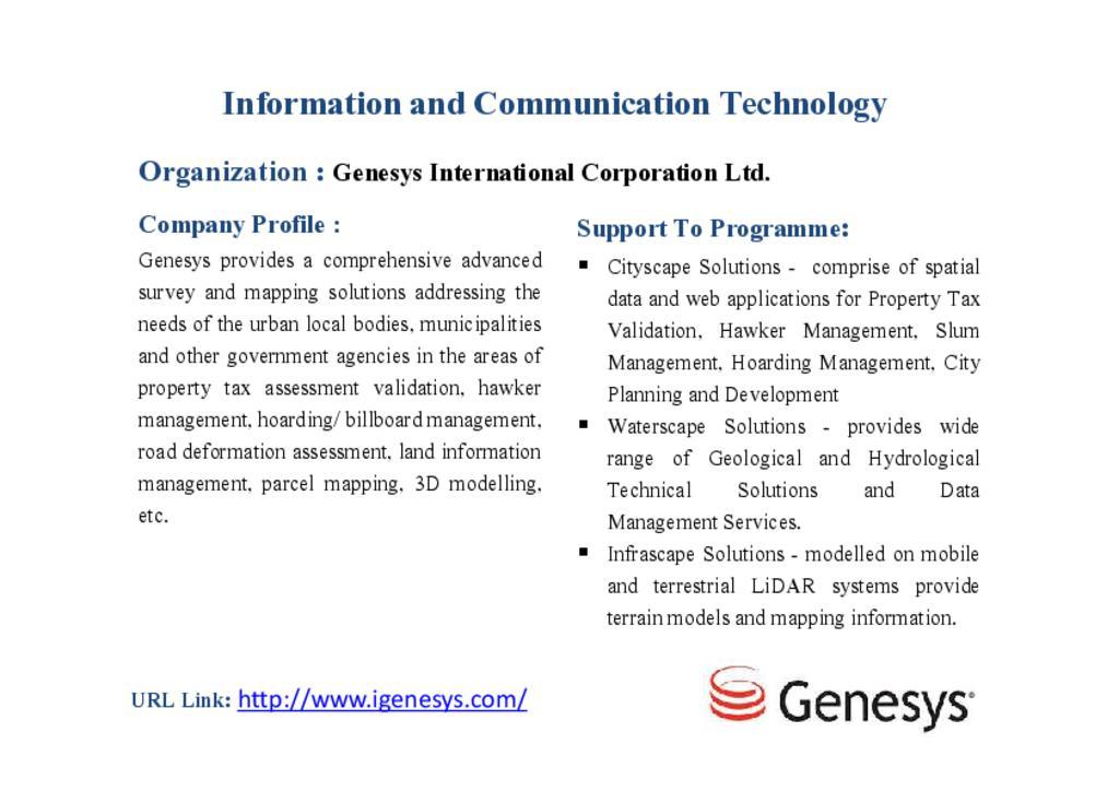 Genesys (ICT)