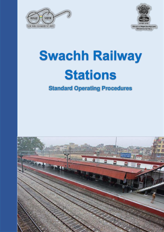SOP swachh Railways