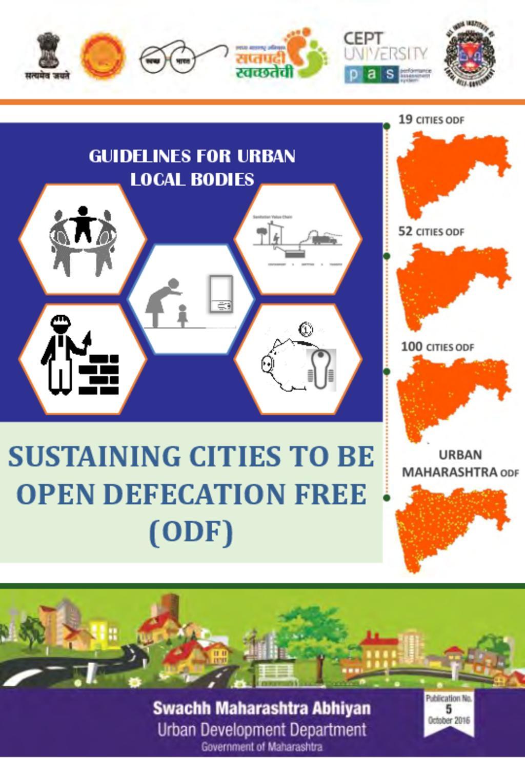 Maharashtra ODF free