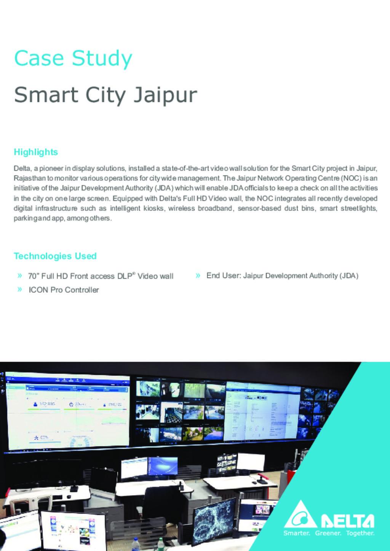 Delta _Network operting centre_Jaipur