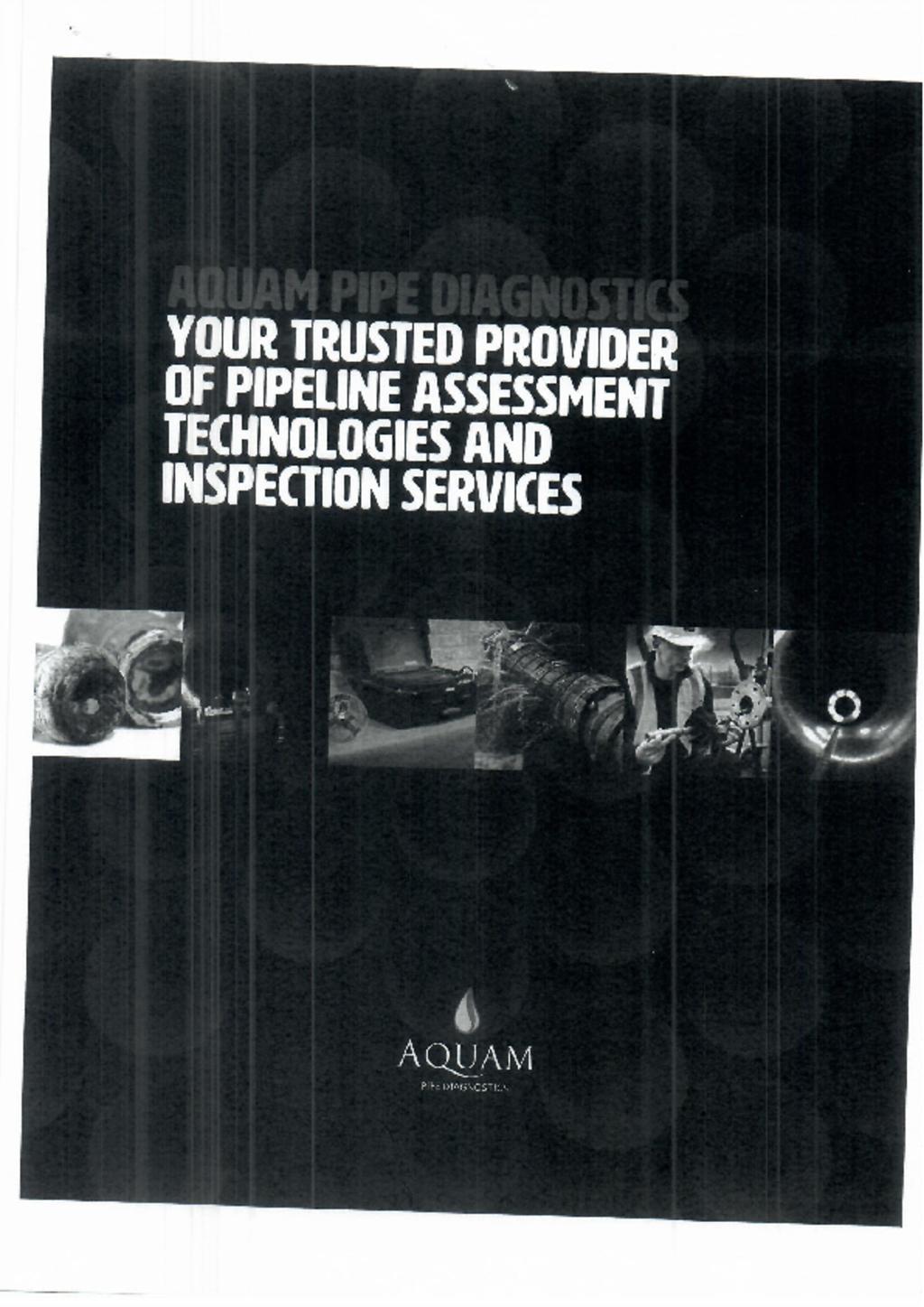 Aquam Pipe Diagnostics