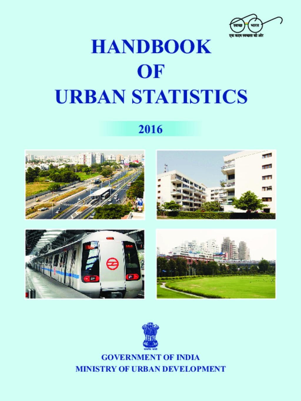 Handbook of Urban Statistics 2016