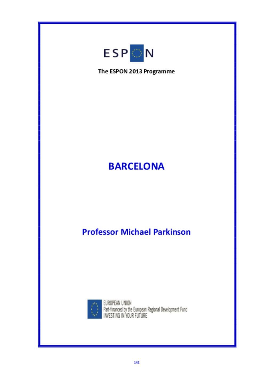 Barcelona Case Study