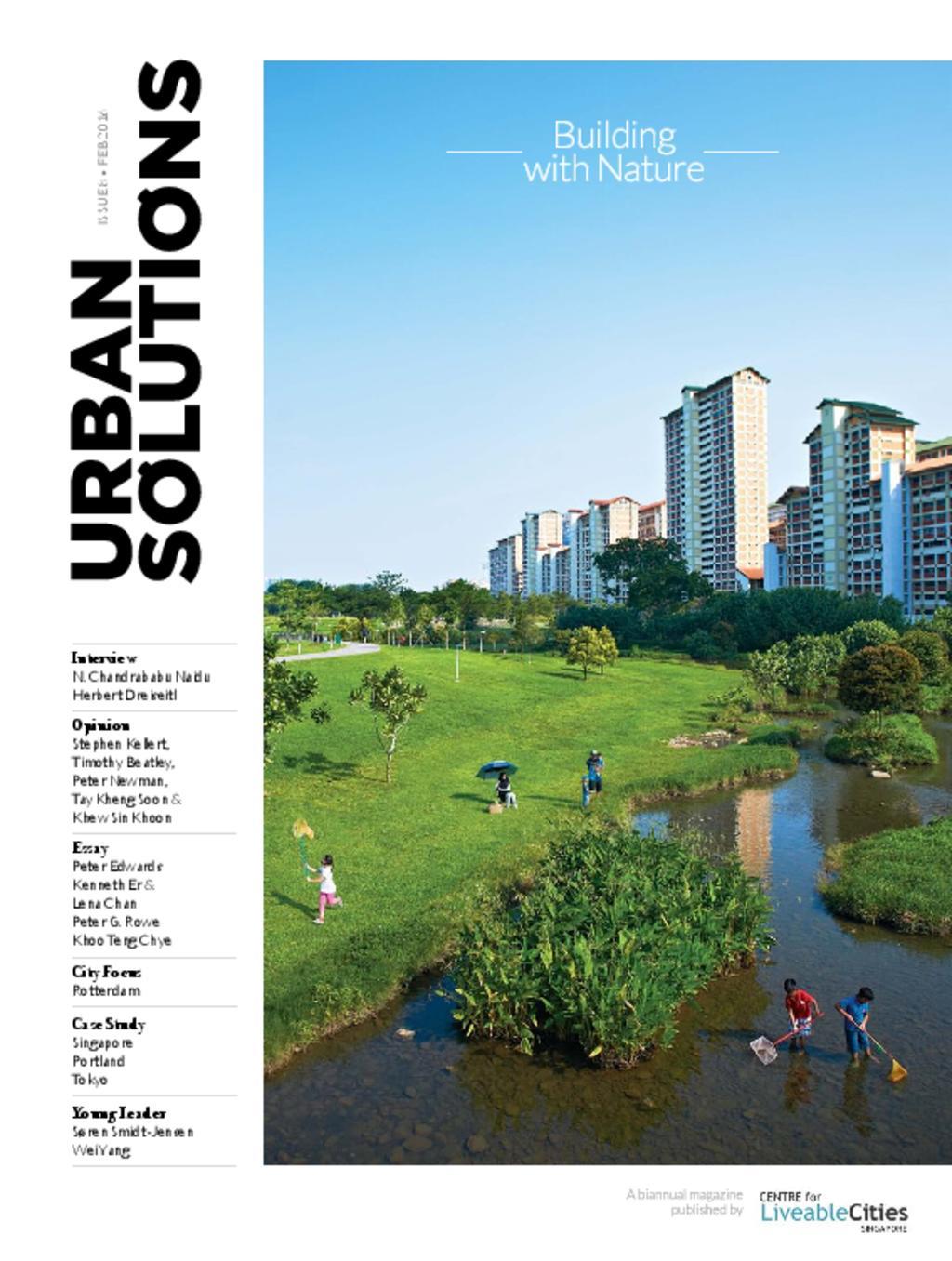 Urban solutions 8