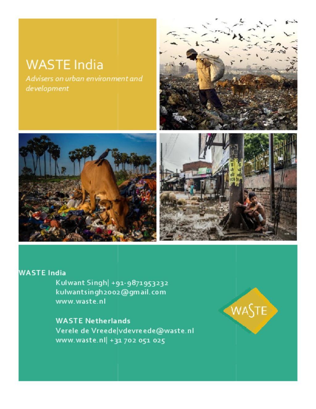 WASTE India