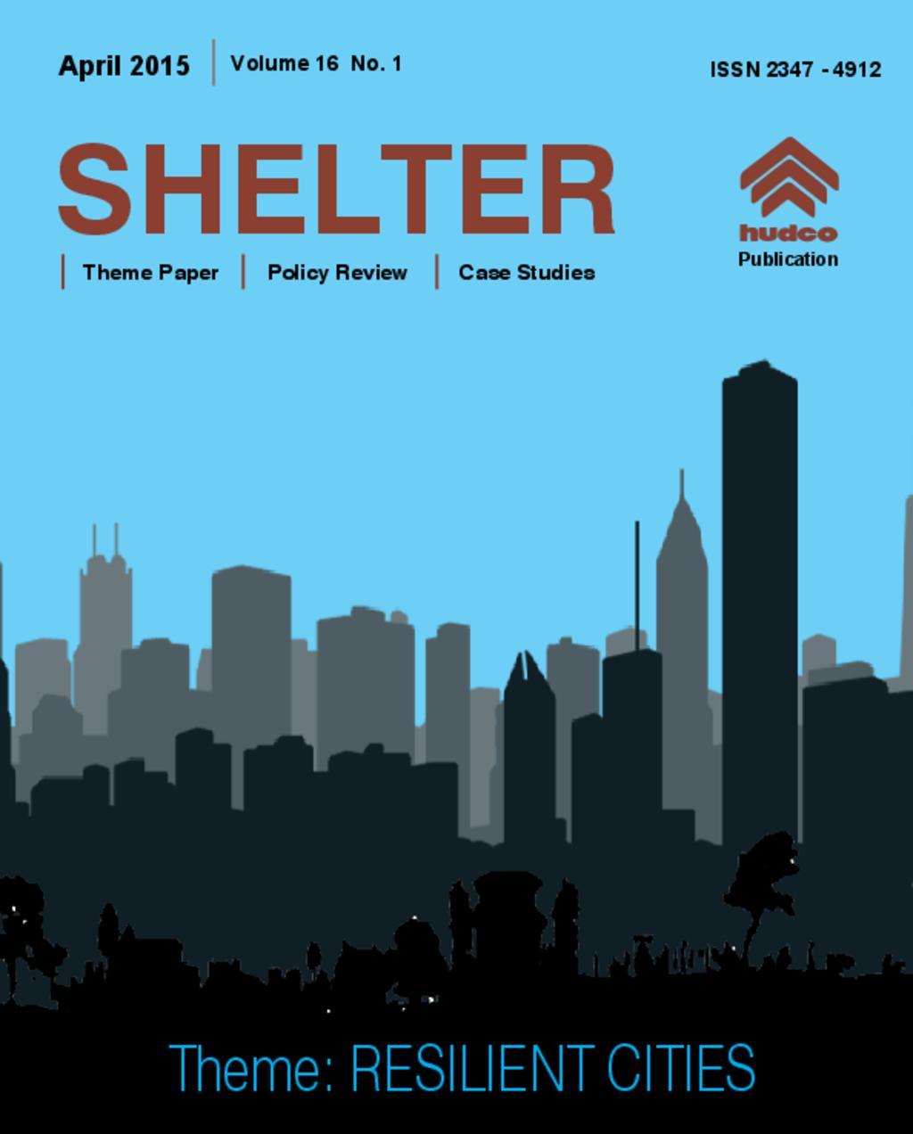 Shelter: Vol 16