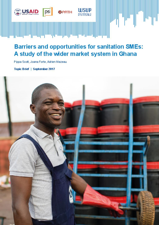 Case Study Ghana Sanitation