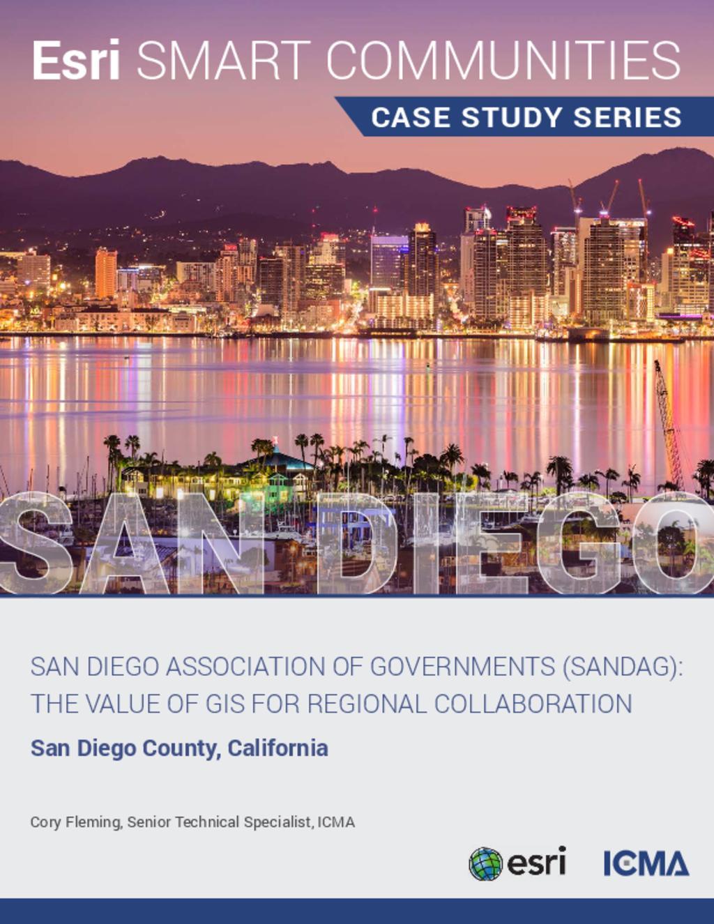 ESRI Case study_San Diego