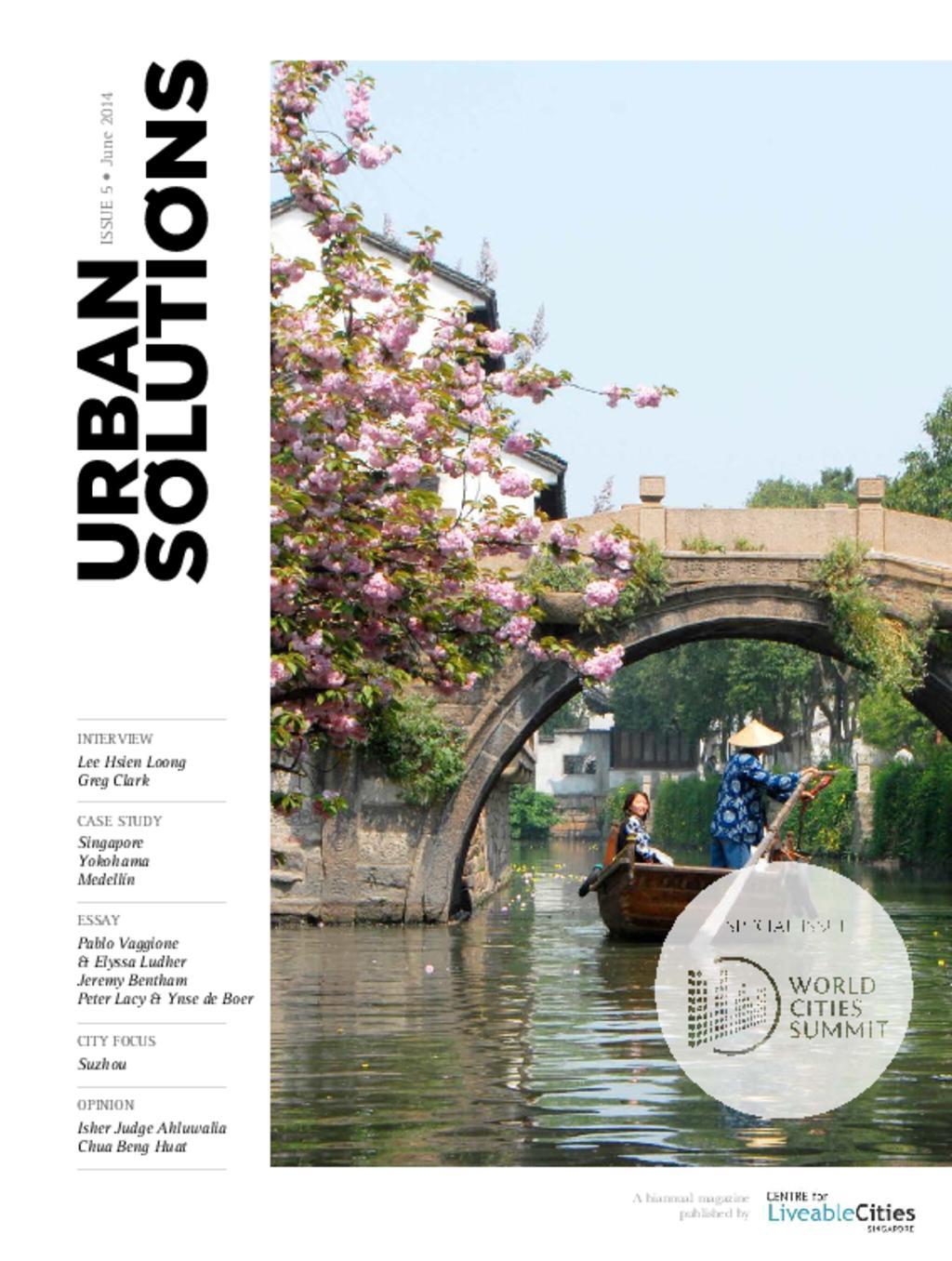 Urban Solutions 5 CLC