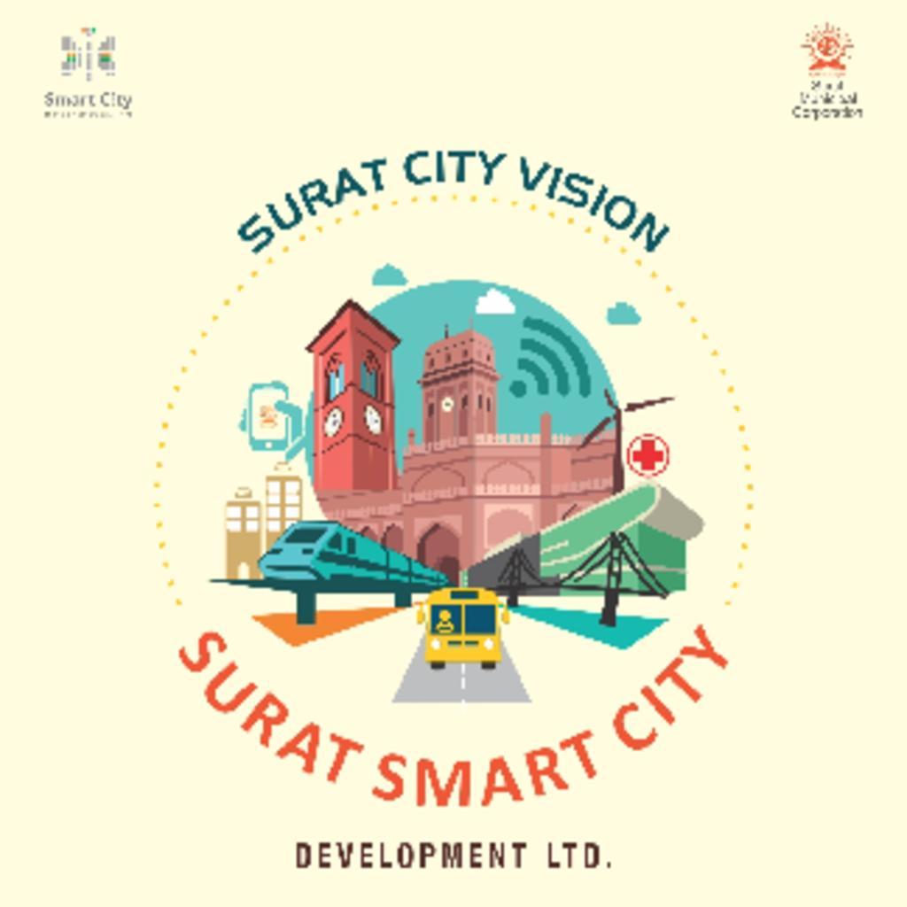 Surat Smart City Book