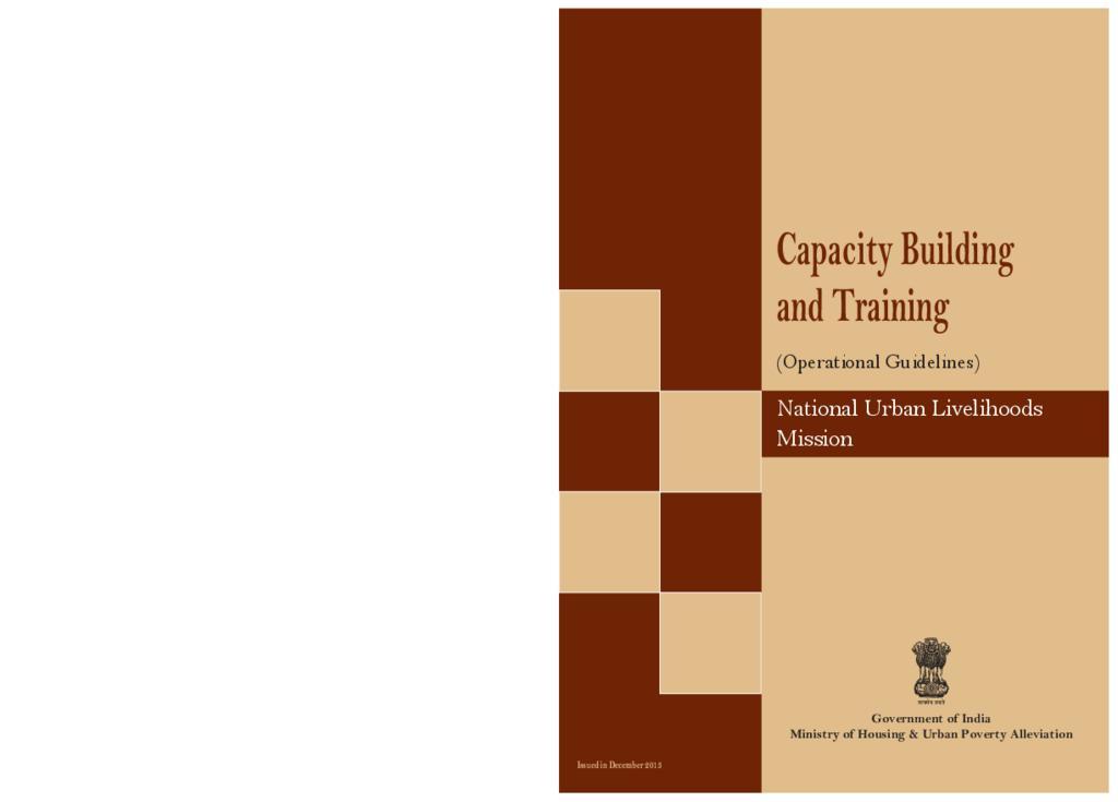 NULM: Capacity building