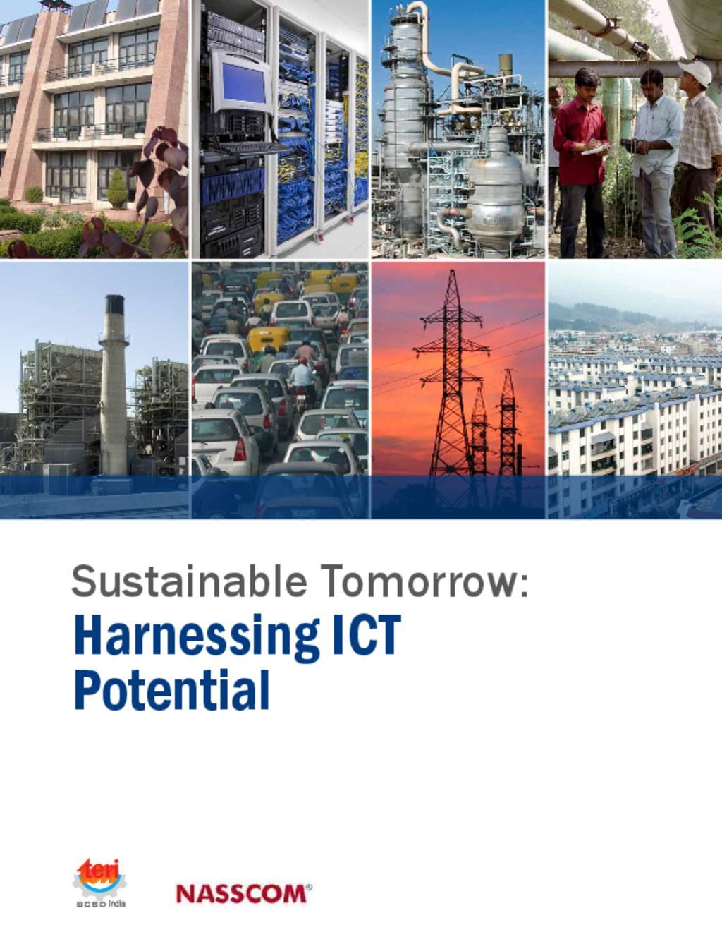 TERI NAsscom Energy ICT