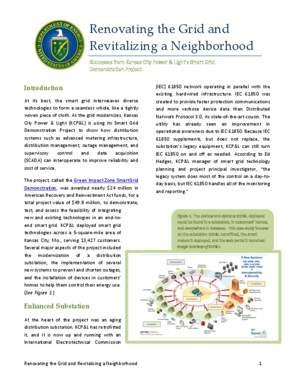 Kansas smart metering case study