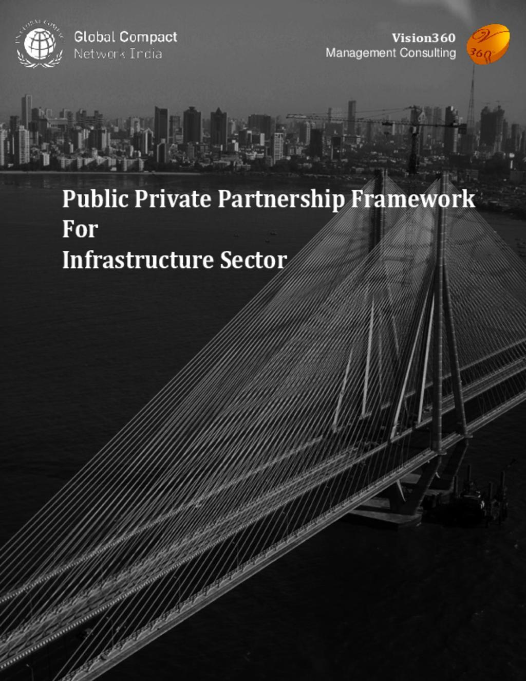 PPP Infrastructure Framework