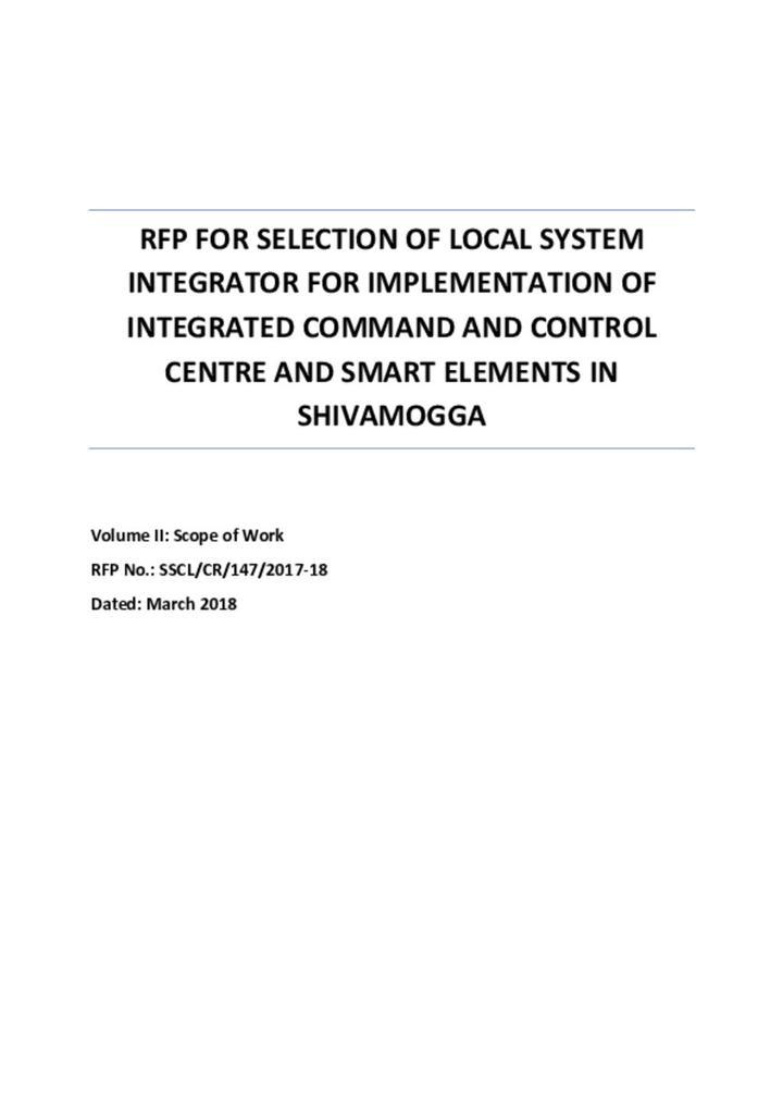 Shivamogga ICCC Volume 2