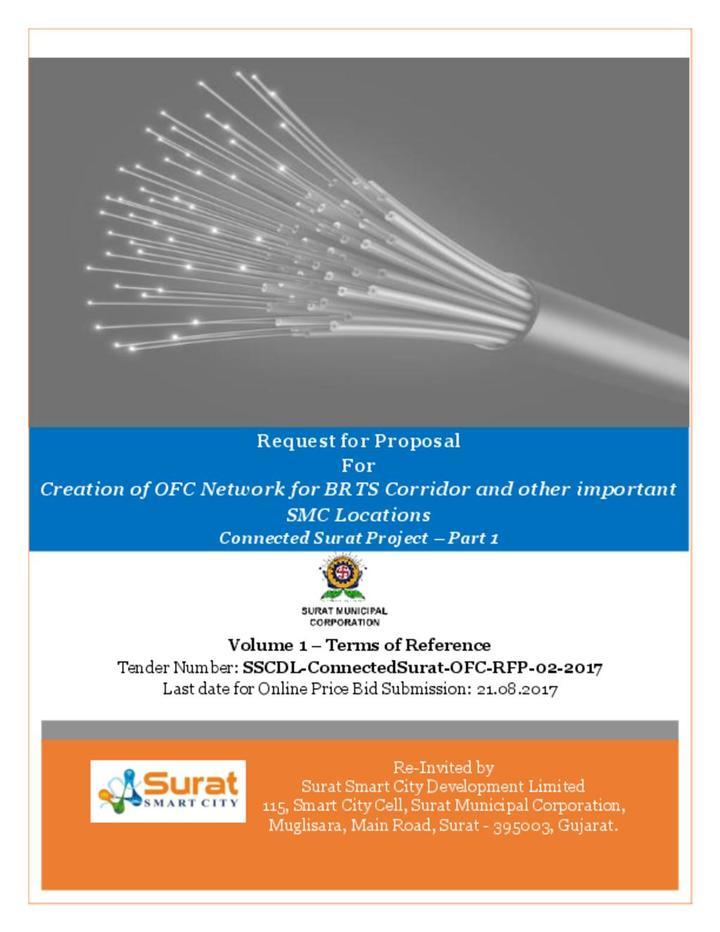 Surat OFC RFP1