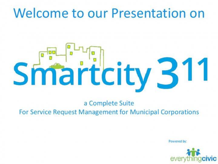 Smartcity 311