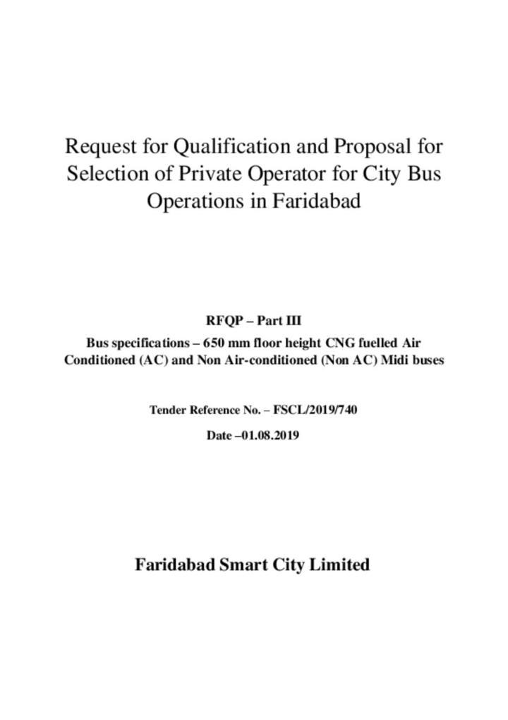 RFQP document part 3
