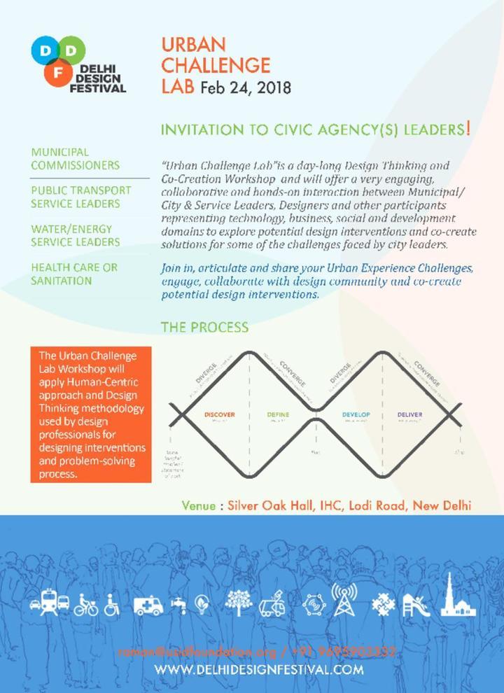 Urban Challenge Flyer