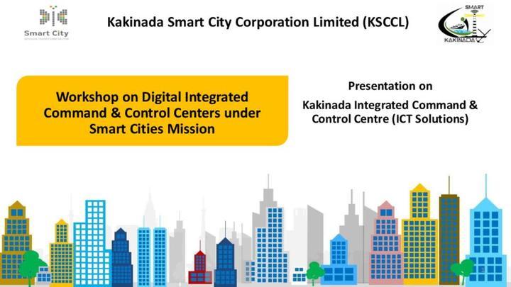 Kakinada Integrated Command & Control Centre Presentation