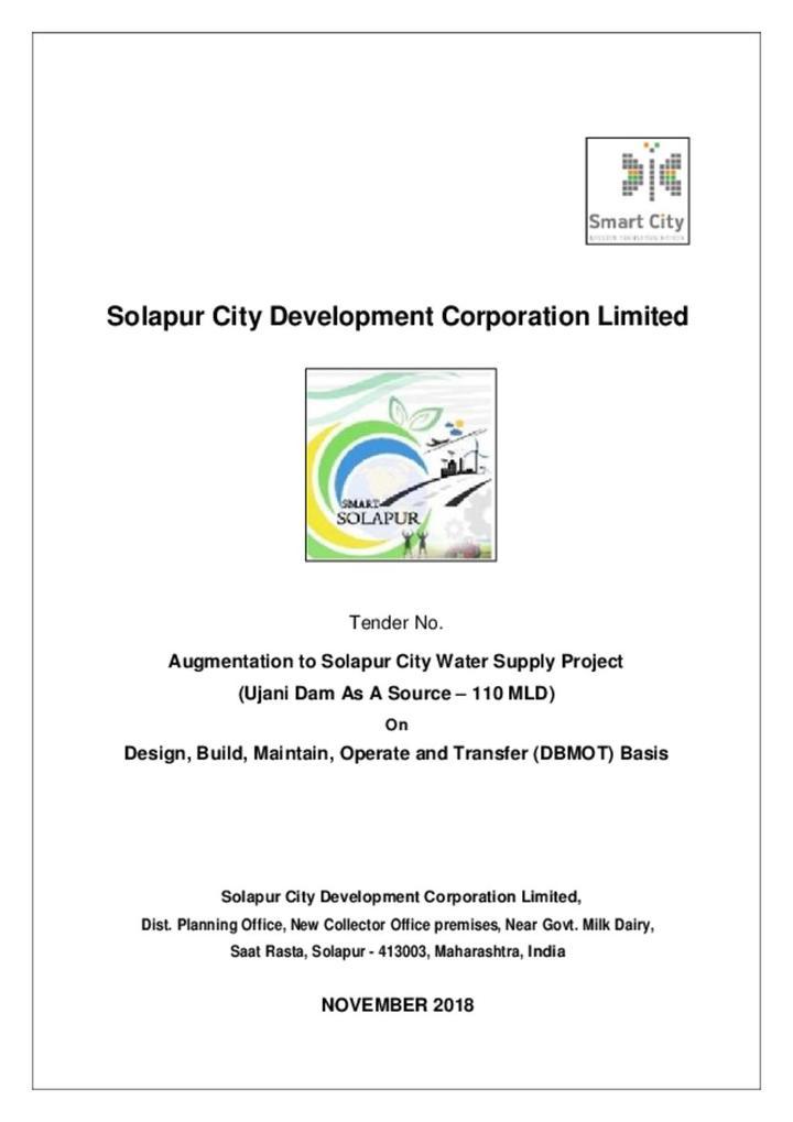 Solapur RFP