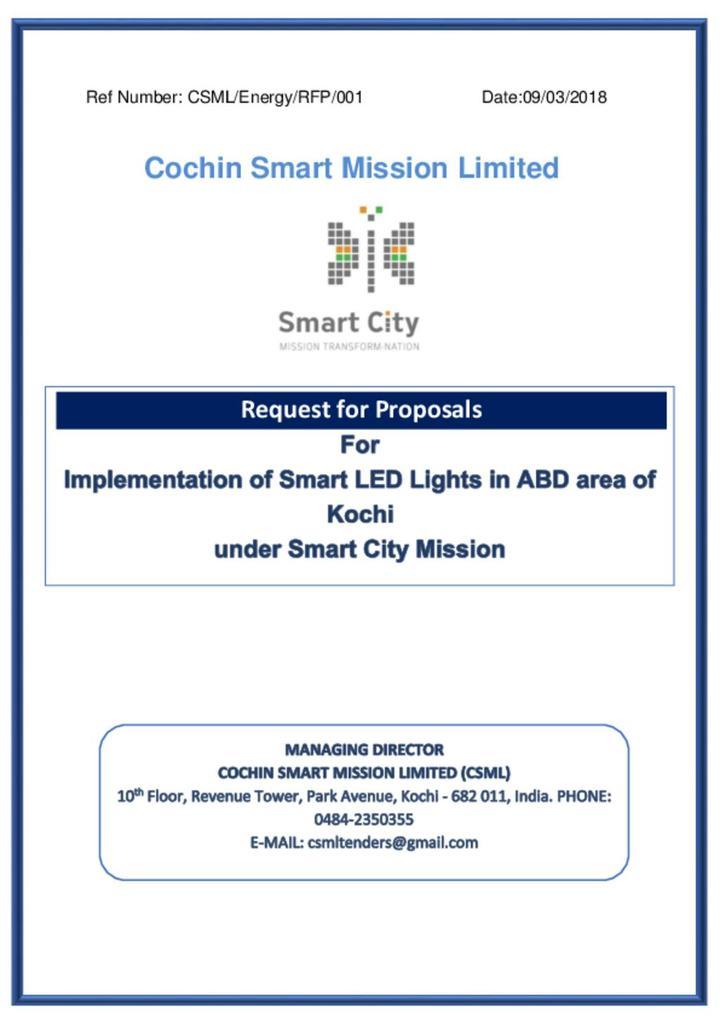 RFP Smart LED Lights