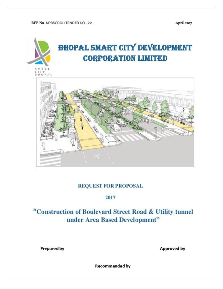Bhopal Boulevard Street