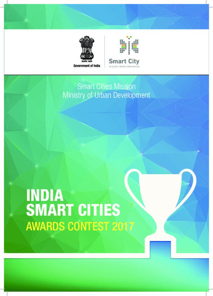 India Smart City Award Contest