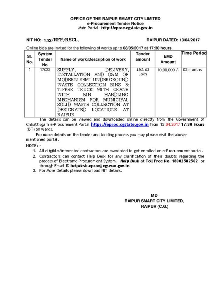 Raipur_waste management2