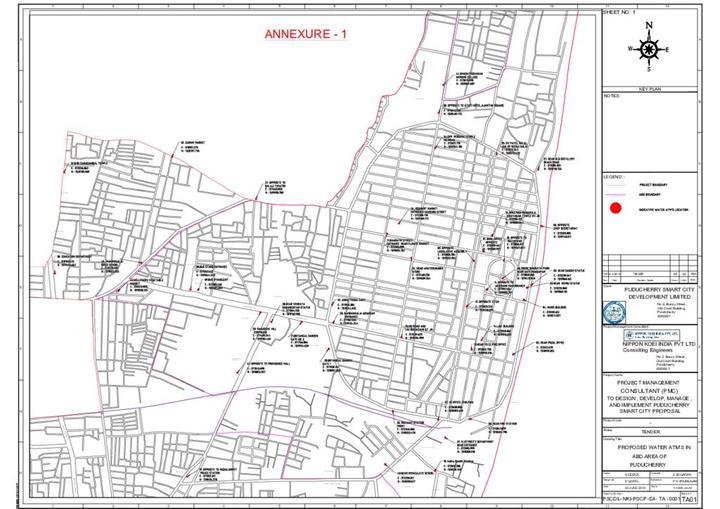 Annexure 1 - Location Plan