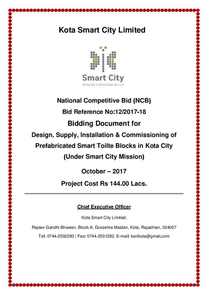 Smart Toilets Kota