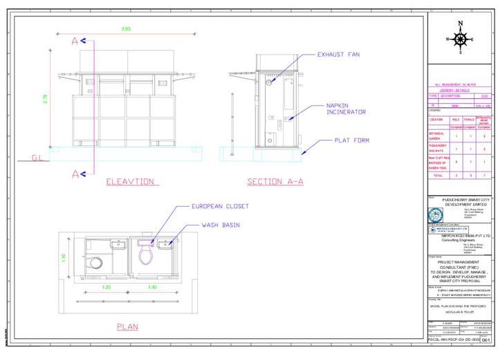 Drawings - Model Plan
