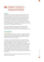 Smart Streets – Visakhapatnam
